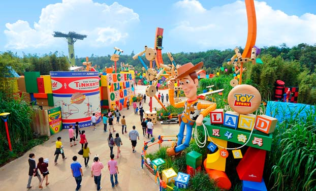 Attendances rise but losses double at Hong Kong Disneyland in 2017