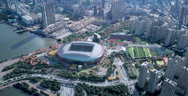 Hong Kong Government awards contract for Kai Tak Sports Park development