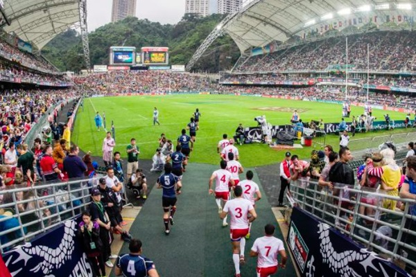 World Rugby Sevens in Hong Kong looks to sustainability in 44th year of competition