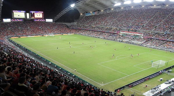 Plans announced for major reduction in capacity for Hong Kong Stadium
