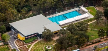 Newly opened Hornsby Aquatic and Leisure Centre enjoys successful first summer