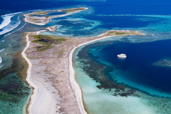 Houtman Abrolhos Islands listed as National Park