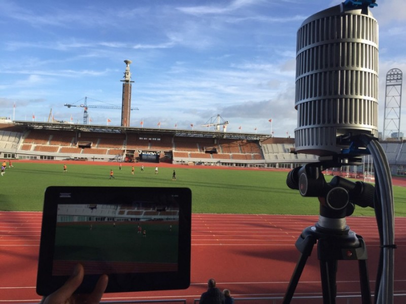 Huiti Technology rolls out content generation systems for local football and basketball games