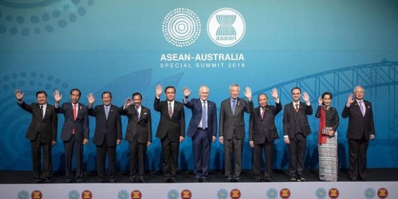 ICC Sydney's strengths demonstrated during recent ASEAN-Australia Special Summit 2018