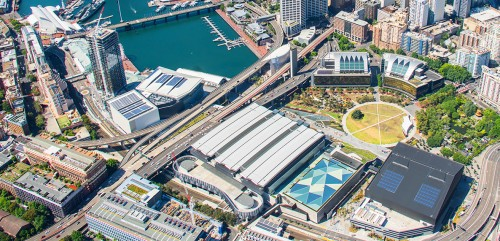 ICC Sydney awarded as Australia's Best Infrastructure Project