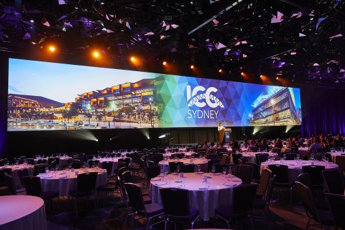ICC Sydney invests further $1 million in technology and digital infrastructure