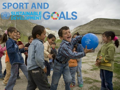Celebrating the International Day of Sport for Development and Peace