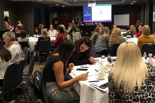 Female leaders gather for Ignite Women's Fitness Business event
