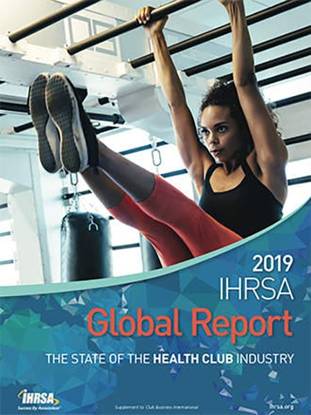 IHRSA reports Health Club Membership to reach 230 million members by 2030