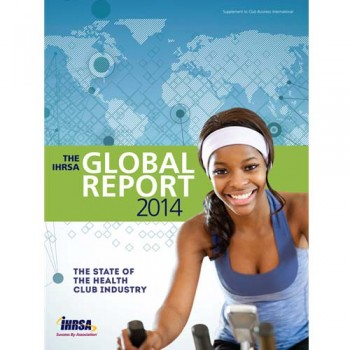 165,000 fitness clubs attract almost 140 million members worldwide