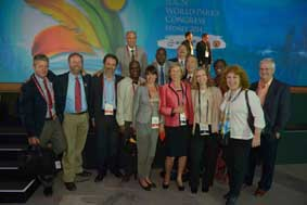 Conservation and parks leaders gather for World Parks Congress in Sydney