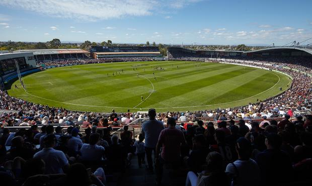 Crowd numbers lead to AFL venue change for women's competition opener