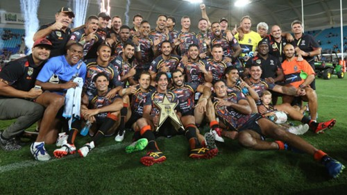 NRL announces plans for 2018 Festival of Indigenous Rugby League