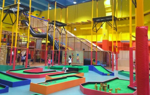 New Australian Standard for contained play facilities