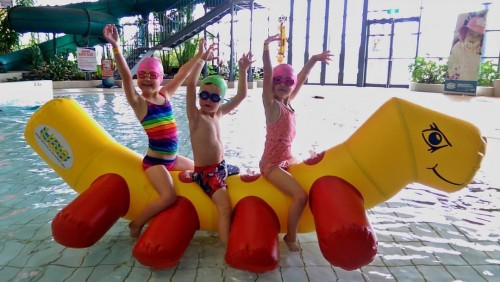 Royalties for Regions funding to provide Aflex inflatables in up to 90 WA regional pools