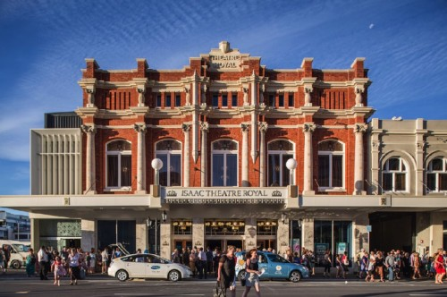 Isaac Theatre Royal recognised at Canterbury Heritage Awards