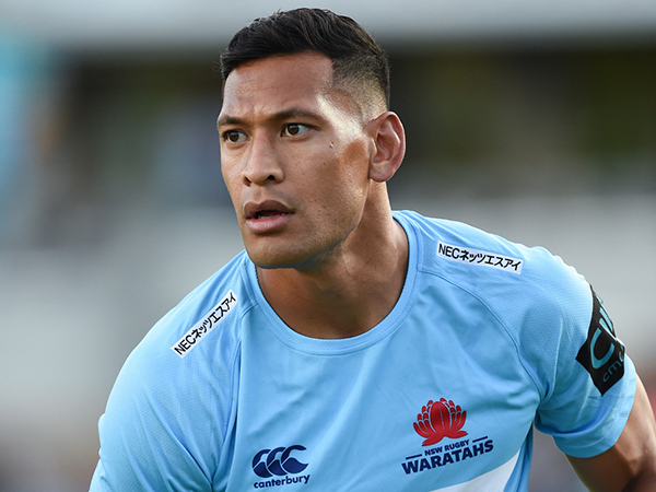 Why Israel Folau's social media posts are harmful