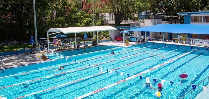 Brisbane City Council - Lease and Operation of the Ithaca Swimming Pool