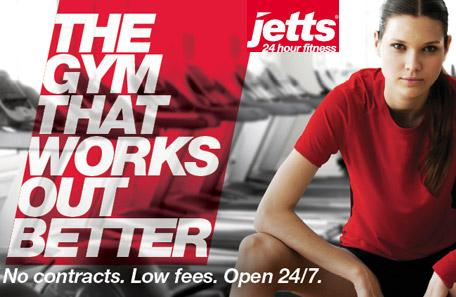 Jetts announces top fitness businesses at annual awards event
