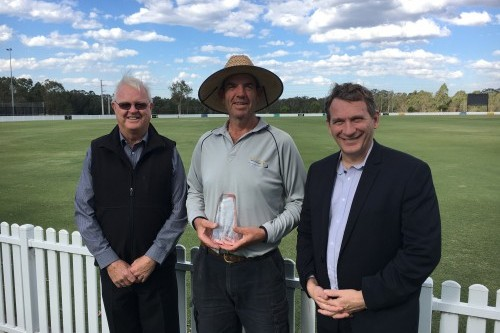 Blacktown's Joe McAleer Oval named Cricket NSW Ground of the Year