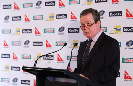 John O'Neill to be recognised as an 'artist of administration' in the Sport Australia Hall of Fame