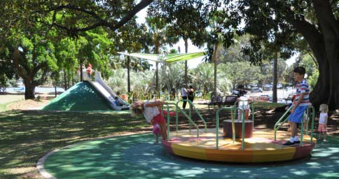 Internationally aligned Playground Equipment Standard released