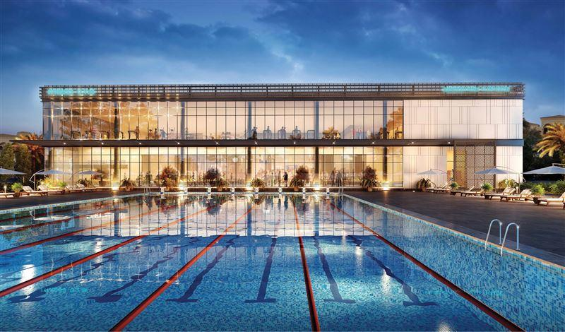 New Dubai clubhouse project to feature Olympic-sized swimming pool and giant gym