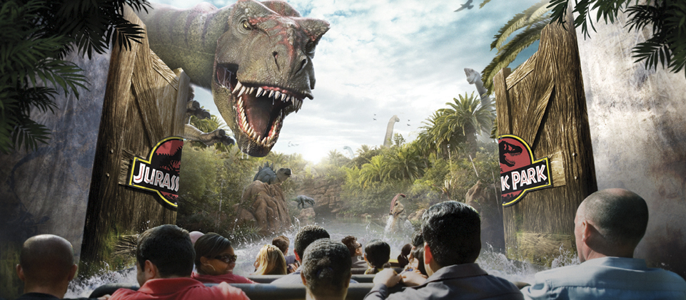 Wanda's Legendary Entertainment acquisition leads to Jurassic World theme park speculation