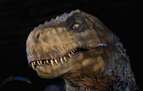 Touring Jurassic World exhibition sells 100,000 tickets in first month