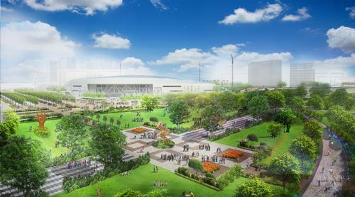 Suppliers sought for Kai Tak Sports Park project