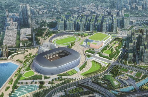 Ambitious plans revealed for HK$32 billion Kai Tak Sports Park