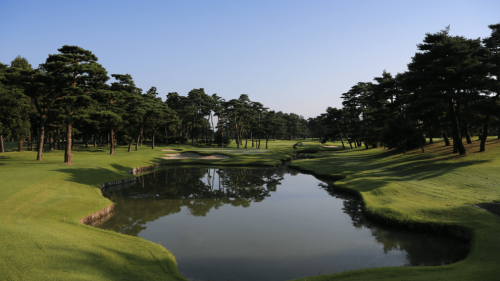 Tokyo Olympics golf course agrees to amend membership policy