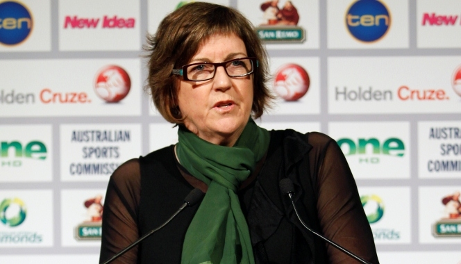 Kate Palmer unveiled as new Australian Sports Commission Chief Executive