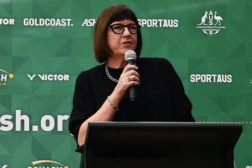 Kate Palmer apologises for 'unauthorised access' following Sport Australia email hack