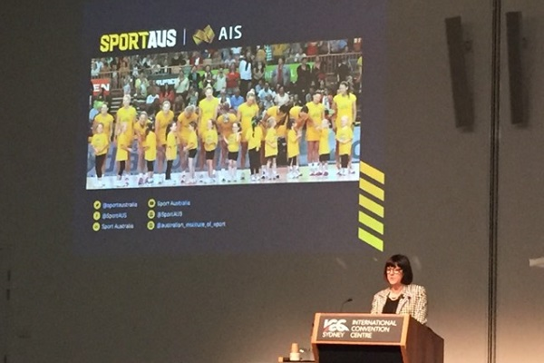 Sport Australia Chief Executive backs Fitness Australia's new physically activity goals