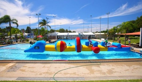 Visits to Sunshine Coast Council's aquatic centres improve wellbeing