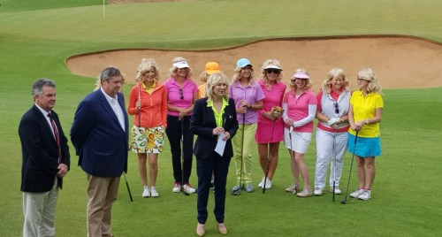 Golf Australia looks for Women's Open to boost female participation