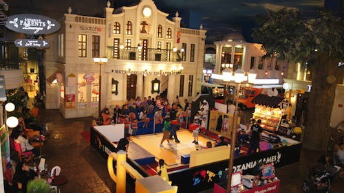 KidZania to open on Singapore's Sentosa Island