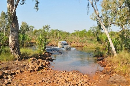 New tourist facilities on Kimberley wilderness road