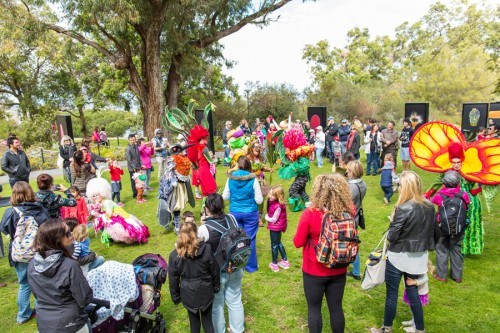 2011 Kings Park Festival has trees for life