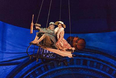 Coronavirus shutdown sees Cirque du Soleil file for bankruptcy