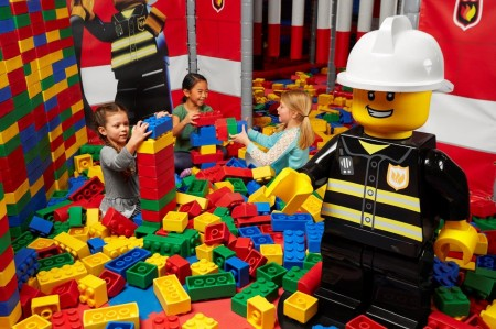 Australia's first LEGOLAND Discovery Centre to open in Melbourne