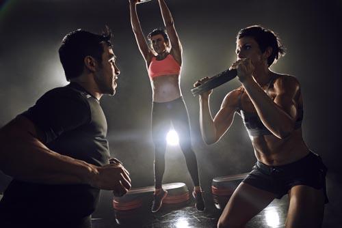 Reebok Step | enerG Wellness