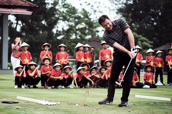 Laguna Golf Lang Co continues to back junior game as Faldo Series hits 25