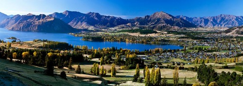 Lake Wanaka continues upwards trend in visitor numbers