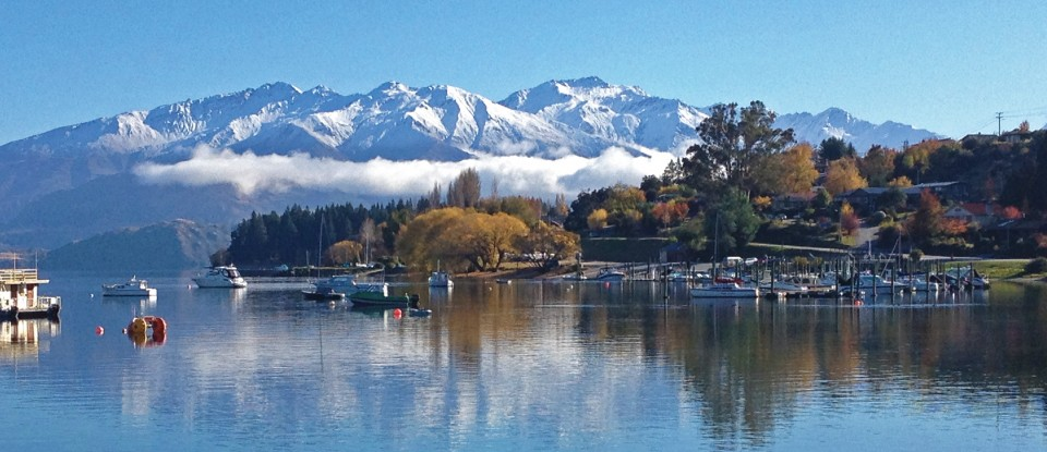 Lake Wanaka voted world's best new adventure hub