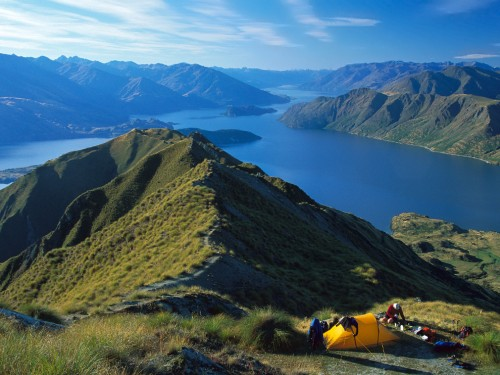 Predicted tourism boom could push New Zealand's infrastructure to breaking point