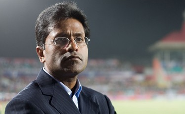Indian cricket cuts links with Lalit Modi