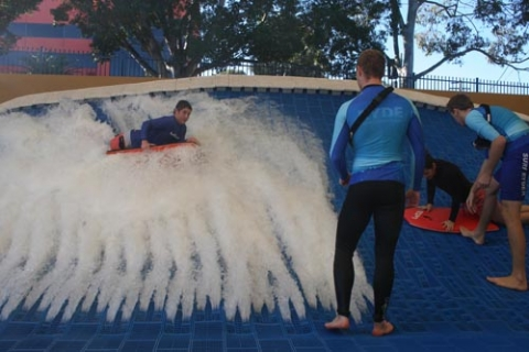 Surf Ryder simulator opens at Ryde Aquatic Leisure Centre