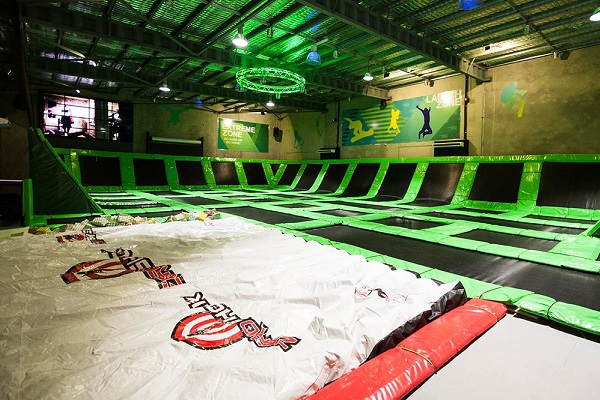 Another trampoline centre closure with demise of Townsville's Launch Zone